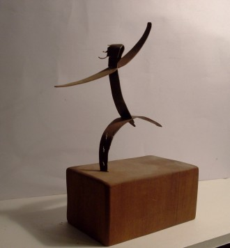 bailarina de 1917