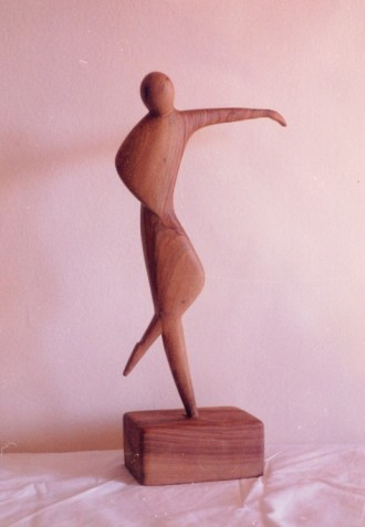 paso de danza. by manolo  lafora.