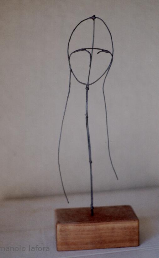 dutch woman. by manolo lafora