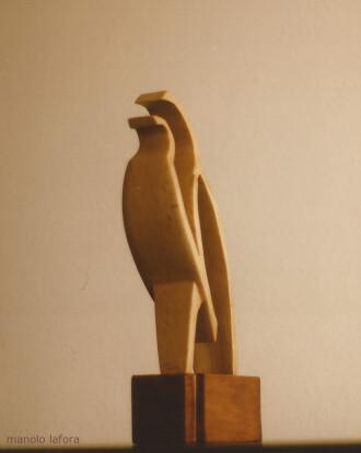 halcon. by manolo lafora.