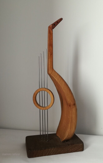 mandolina. by manolo lafora.