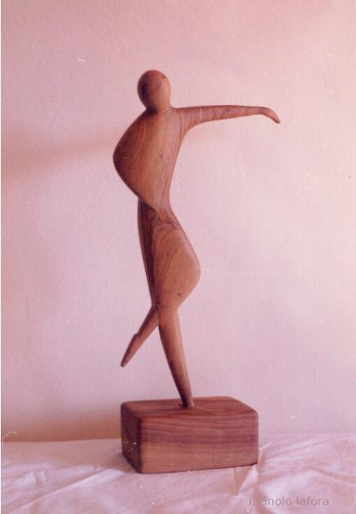 paso de danza.  by m.lafora.