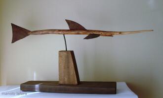 pez sable. by m.lafora.